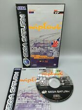 Wipeout - Sega Saturn Spiel - mit OVP