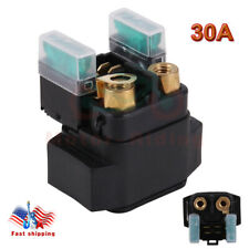 Starter Solenoid Relay For YAMAHA GRIZZLY 660 YFM660 2002-2008 YFM350 400 700