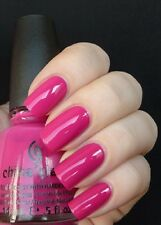 CHINA GLAZE Nail Lacquer - Lacquered Effect (Make An Entrance) OVP