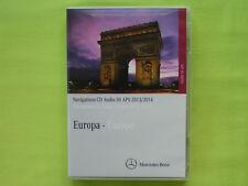 CD NAVIGATION MERCEDES BENZ AUDIO 50 APS 2014 CLS E SLK KLASSE 14.0 ROT NTG 1