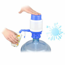Easy Manual Hand Press 5 Gallon Drinking Water Bottle Bottled Dispenser Pump US