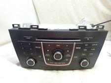 12 2012 Mazda 5 Radio 6 Disc Cd Mp3 WMA Player CG37669RX AB11