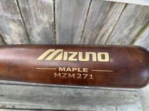 Mizuno Classic Maple Wood Bat 32/29 Excellent Condition!!