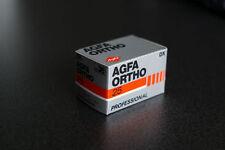 LOMOGRAPHY AGFA Ortho 135-36 Expired : JUL 1993