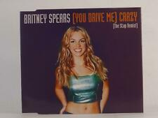 BRITNEY SPEARS (YOU DRIVE ME) CRAZY (I10) 3 Track CD Single Picture Sleeve JIVE