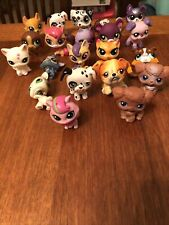 Littlest Pet Shop Cat And Dog Animal Lot