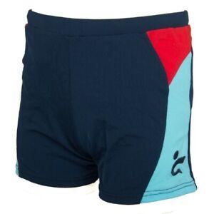 Trunk shorts boxer boy junior see or pool swimwear GIMER item MACAO JUNIOR