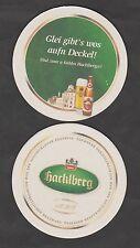 BD - Bierdeckel - Beermat , Brauerei Hacklberg , Passau / Bayern