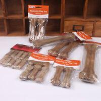 10x Dainty Natural Chews Snack Food Treats Bones for Pet Dog Fashion New.Kit