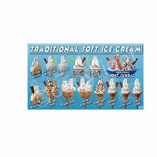 ice cream van sticker HORIZONTIAL STICKER STYLE 2
