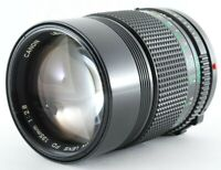 [Exc +5] Canon New FD 135mm f2.8 MF Telephoto Portrait Lens From JAPAN #754266