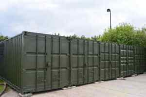 Refurbished 40ft container - Guaranteed Watertight for Storage Use