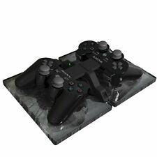 Playstation 3 Gioteck AC-1 Ammo Clip Charging Station for 2 Controllers  NEW PS3