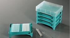 PCR Tube Rack Holders For 0.2ml PCR Tube, PCR Strip, 96 Well PCR Plate, 2 Racks