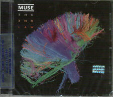 MUSE THE 2ND LAW SEALED CD NEW 2012  SECOND