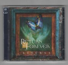 Brand New! Return to Forever Returns (2008 Eagle Rock 2 Discs) Jazz/Fusion