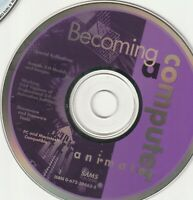 Classic Pc Software - Becoming a Computer Animator (Disk Only)