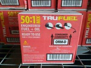 Trufuel 50:1 Pre Mixed Fuel
