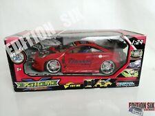 KenToys 1:24 1999 TOYOTA CELICA 5th gen zzt230 231 RED Rare Tuner modified Boxed