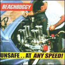 Beachbuggy - Unsafe at Any Speed [New CD]