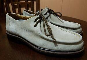 Polo Ralph Lauren Fashion Men Suede Shoes Size 10.5 D