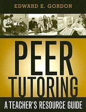PEER TUTORING - NEW PAPERBACK BOOK
