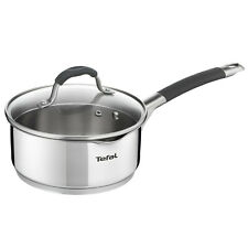 Tefal ILLICO Stainless Steel Induction Saucepan 1.4 qt Dishwasher Oven Safe PFOA