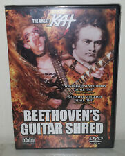 DVD GREAT KAT - BEETHOVEN'S GUITAR - NUOVO NEW
