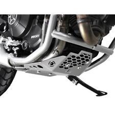 Ducati Scrambler 800 BJ 2015-17 Motorschutz Unterfahrschutz Bugspoiler silber