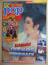 POP ROCKY 47 - 15.11. 1995 (1) Michael Jackson:Wetten dass? Schumacher Anderson