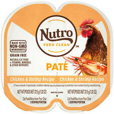 Nutro Perfect Portions Real Chicken and Shrimp Pate Wet Cat Food