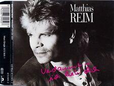 MATTHIAS REIM : VERDAMMT, ICH LIEB' DICH / CD