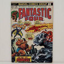 Fantastic Four #138 Marvel Comics 1973 - VG Comic Book