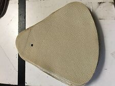 CREAM 107 Scrap Leather Craft Piece aprox. .25 sqft  TD 154