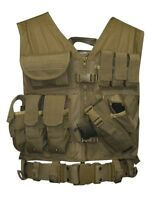 5ive SG Tactical Field Vest Outdoor Ultra-Light Breathable Combat Training Vest