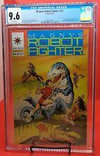 Magnus Robot Fighter 12 CGC 9.6 1st Apperance Turok