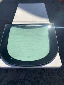 2014 - 2019 JAGUAR F-TYPE REAR TAILGATE LIFTGATE HATCH COUPE GLASS ONLY