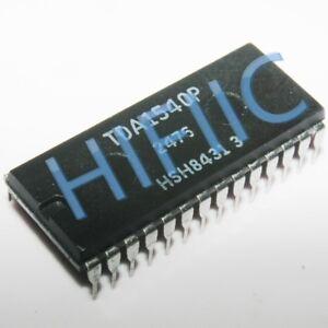 1PCS TDA1540P 14-Bit DAC (Serial Output) DIP28