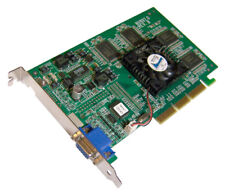 nVidia Geforce VGA 32MB AGP Video Card GeForce2-32MB GeForce-N15-32MB