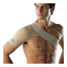 Soporte hombro LP 958. Hombrera elástica curación y prevención lesiones.