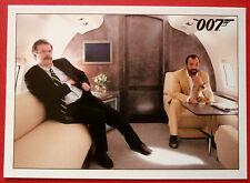 JAMES BOND - Quantum of Solace - Card #033 - Felix Tries to Mask His Disdain