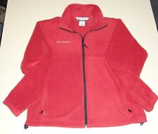 Mens Pre-Owned Size Medium Columbia Fleece Jacket In Excellent Condition