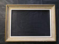 CADRE STANDARD 10P 55 x 38 cm ANNEES 50 MONTPARNASSE art deco FRAME Ref 10 P 55