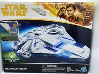 "NEW Hasbro Star Wars 3.75"" Solo Movie Force Link 2.0 Millennium Falcon C2"