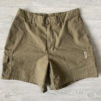 Columbia cargo hiking Shorts Womens Size Medium