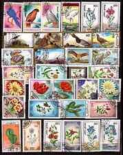 MONGOLIA Birds,waterfowl,flowers, cacti G213