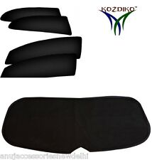 Normal Magnetic SunShades with Dicky For Honda City Old Ivtec Set of 5 Pcs