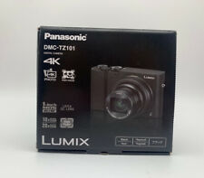 Panasonic Lumix DMC-TZ101 Digitale Camera Kompaktkamera - NEU & OVP