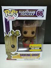 "POP FUNKO DANCING GROOT ""NUEVA/NEW"" MARVEL 65 GUARDIANS OF THE GALAXY EXCLUSIVE"