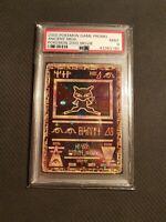Ancient Mew promo film psa 9 mint - pokemon mew antico